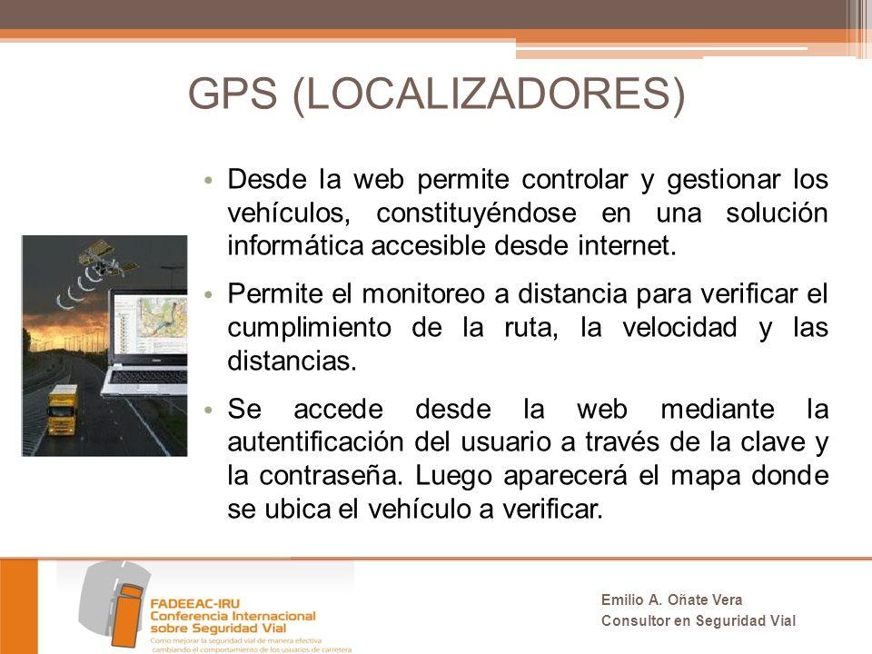 GPS (LOCALIZADORES)