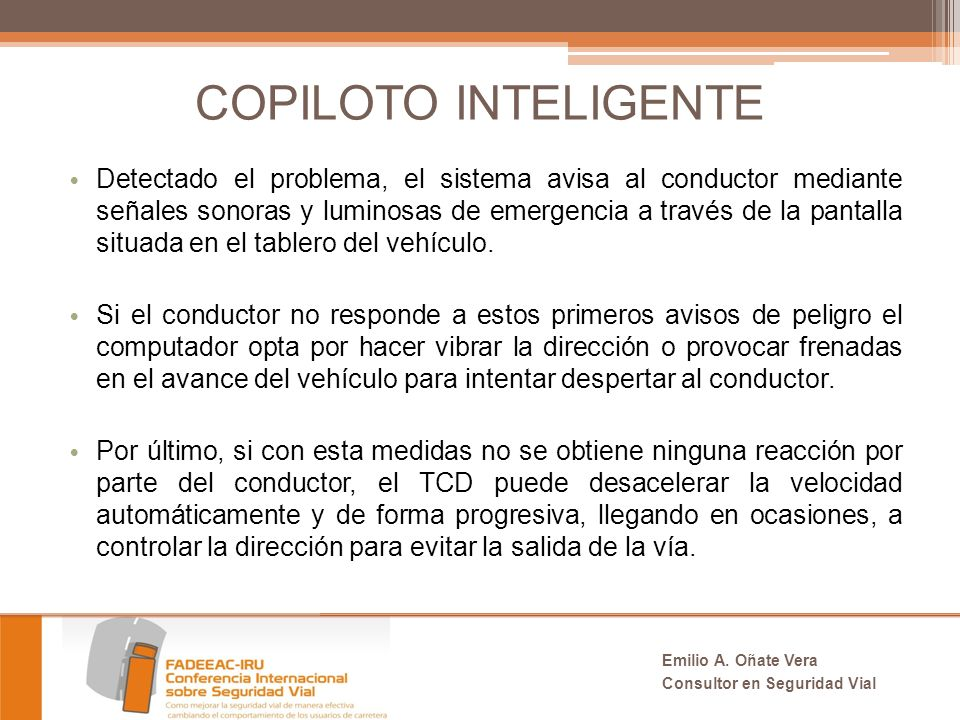 COPILOTO INTELIGENTE