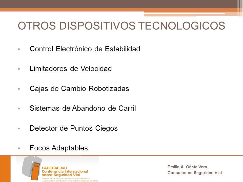 OTROS DISPOSITIVOS TECNOLOGICOS
