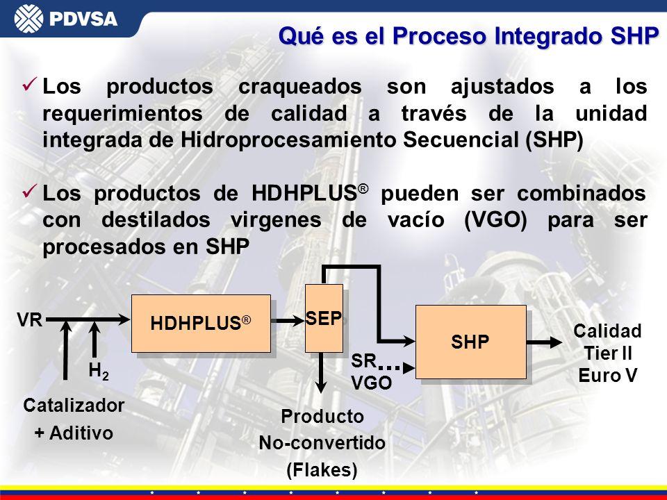 Qué es el Proceso Integrado SHP