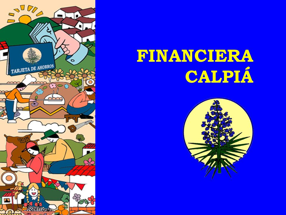 FINANCIERA CALPIÁ