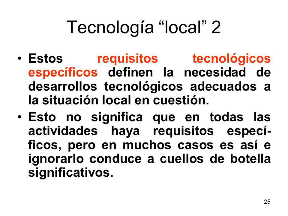 Tecnología local 2