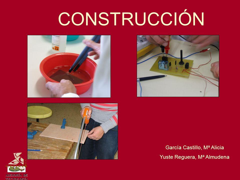 CONSTRUCCIÓN García Castillo, Mª Alicia Yuste Reguera, Mª Almudena