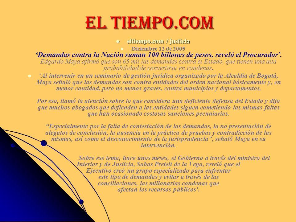 eltiempo.com / justicia