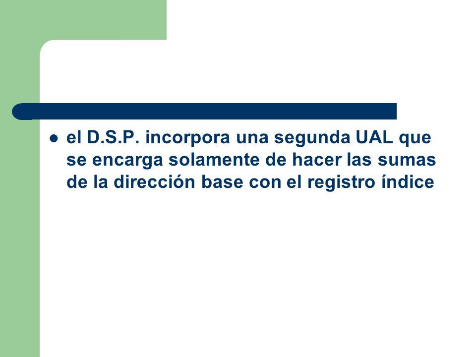 el D.S.P.