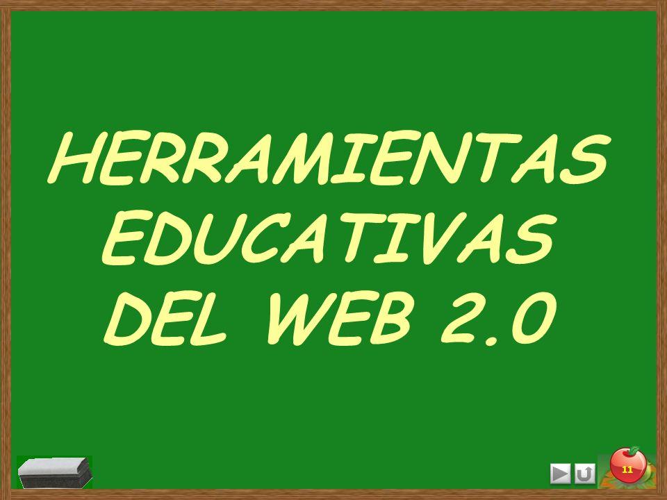 HERRAMIENTASEDUCATIVAS DEL WEB 2.0
