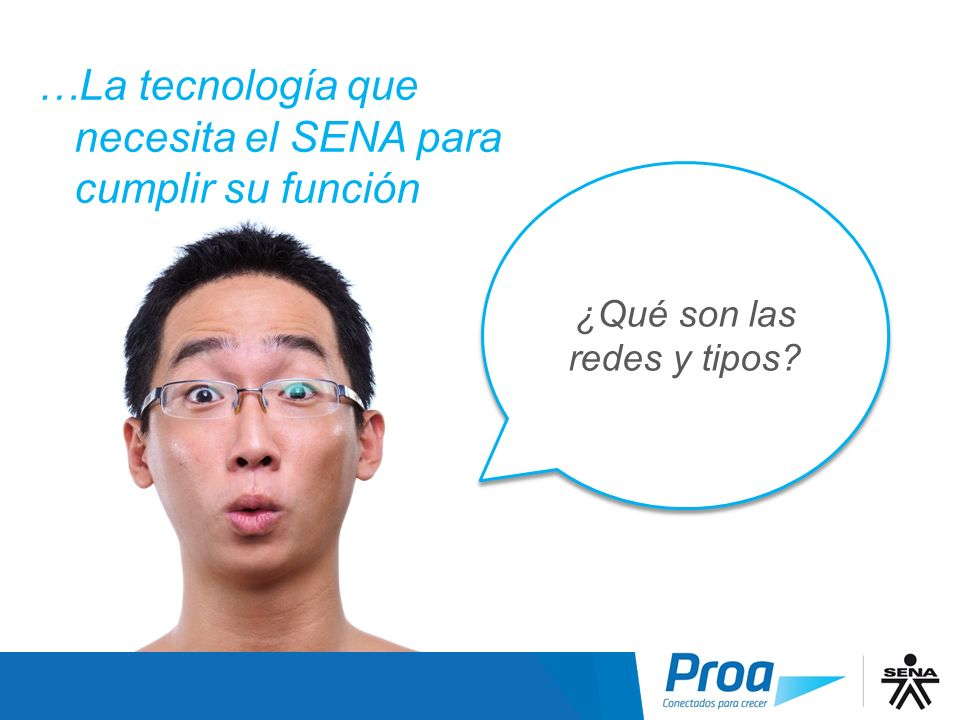 La tecnología que necesita el SENA