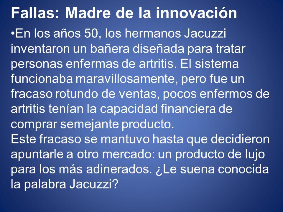 Fallas: Madre de la innovación