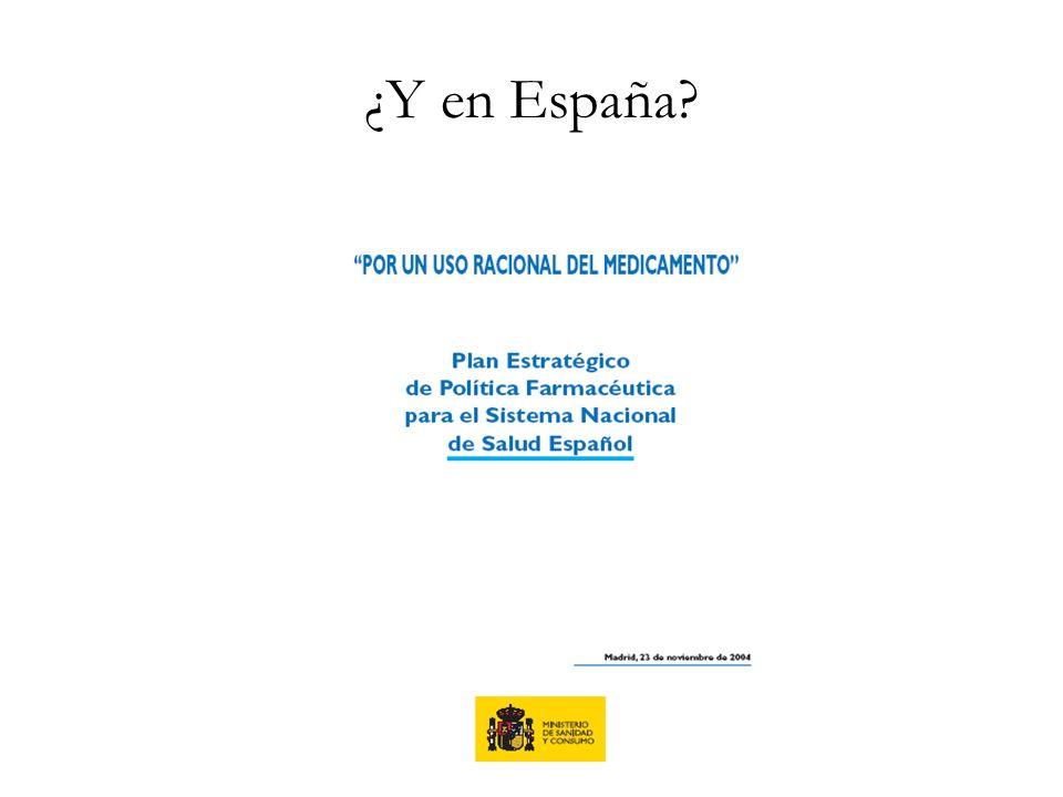 ¿Y en España