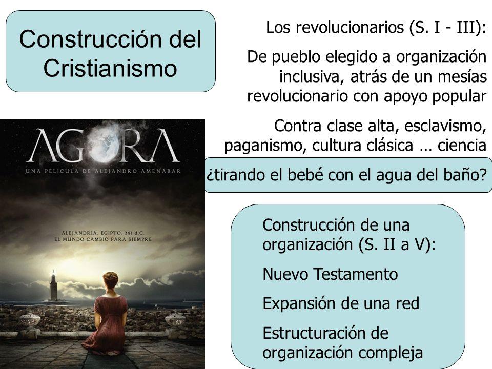 Construcción del Cristianismo