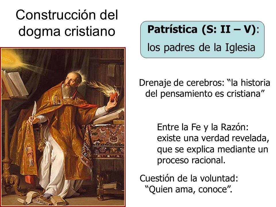 Construcción del dogma cristiano