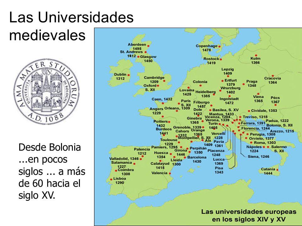 Las Universidades medievales