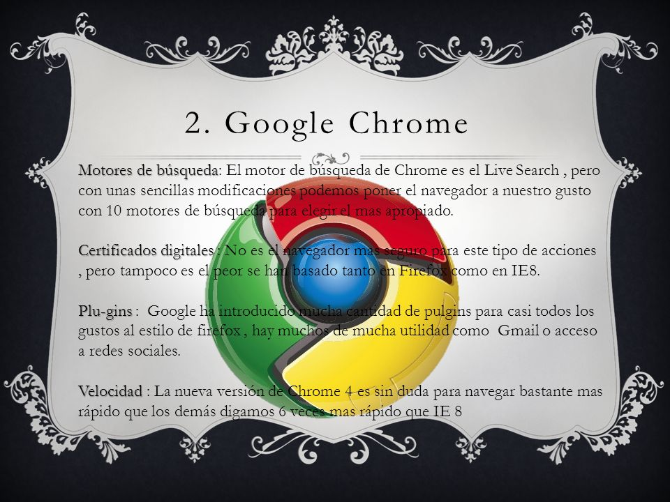 2. Google Chrome