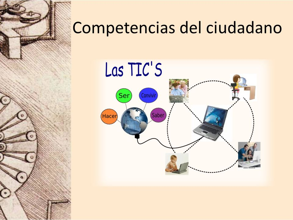 Competencias del ciudadano