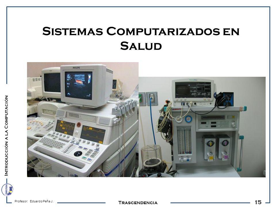 Sistemas Computarizados en Salud