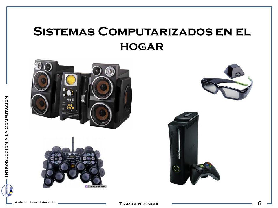 Sistemas Computarizados en el hogar