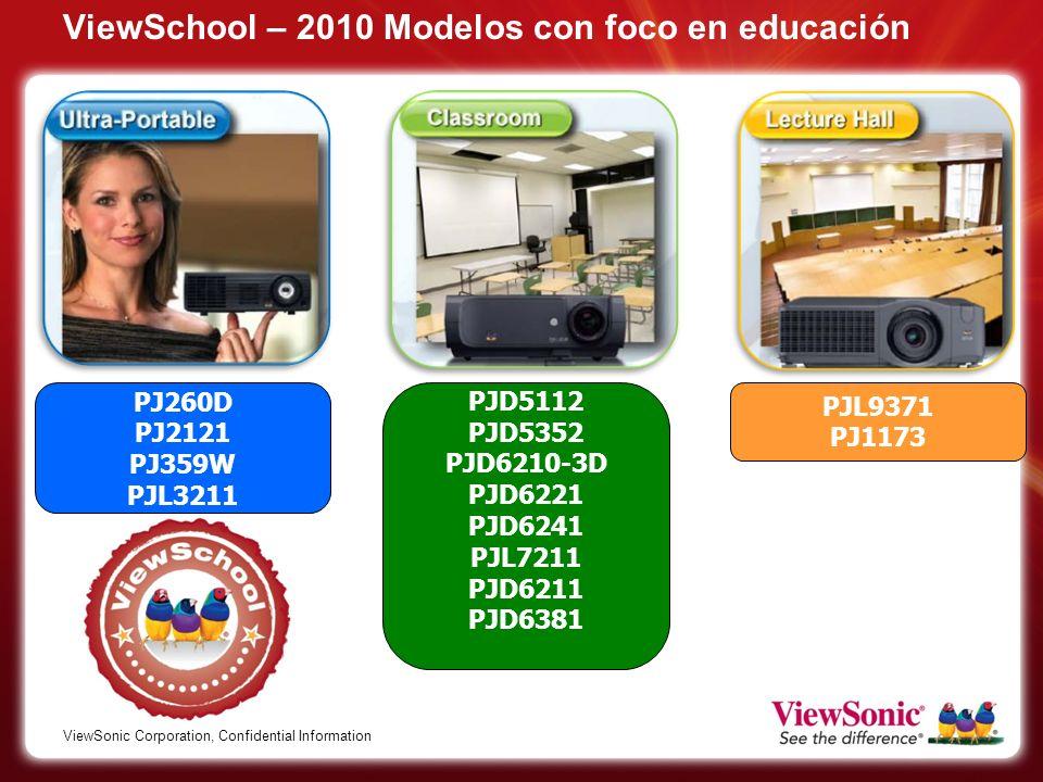 ViewSchool – 2010 Modelos con foco en educación