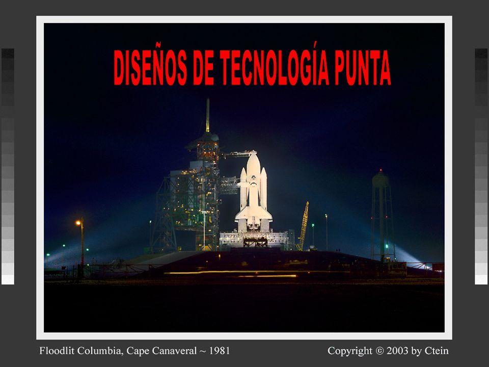 DISEÑOS DE TECNOLOGÍA PUNTA