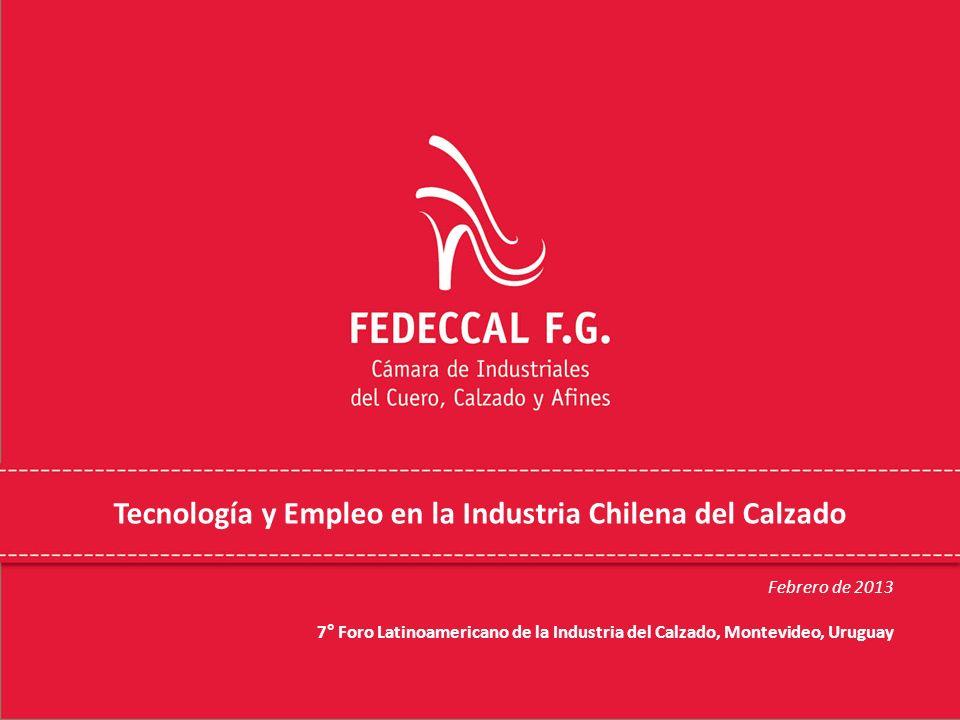 Tecnología y Empleo en la Industria Chilena del Calzado