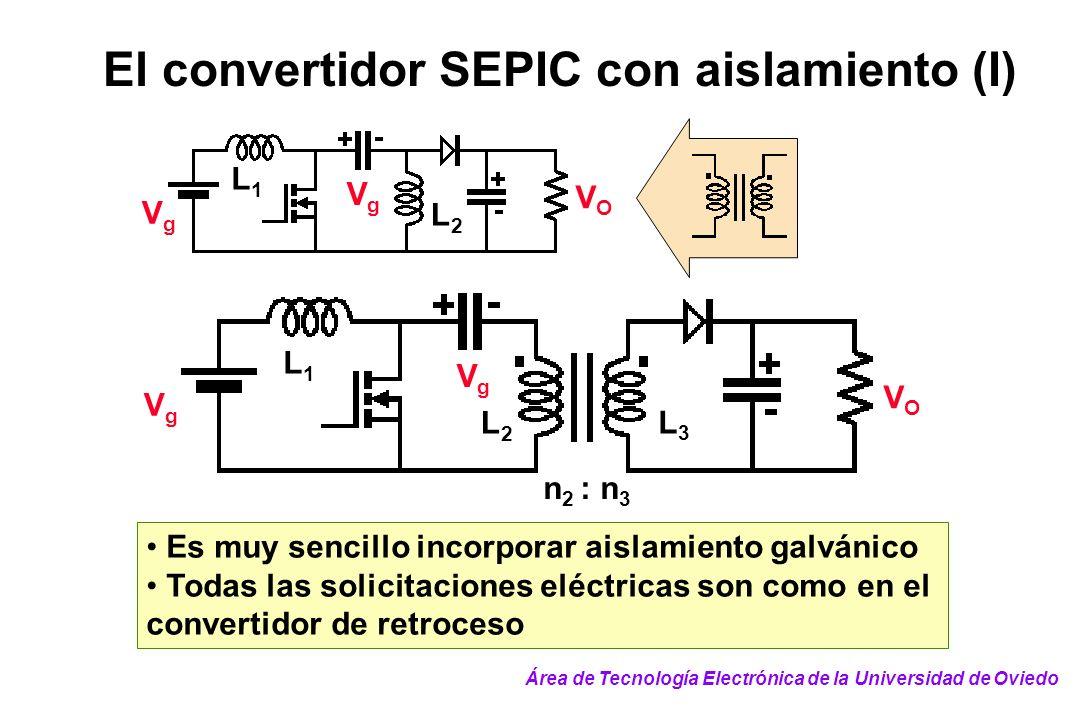 El convertidor SEPIC con aislamiento (I)