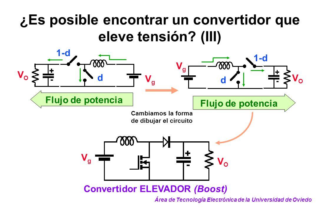 Circuito Boost : Convertidores continua topologías básicas ppt