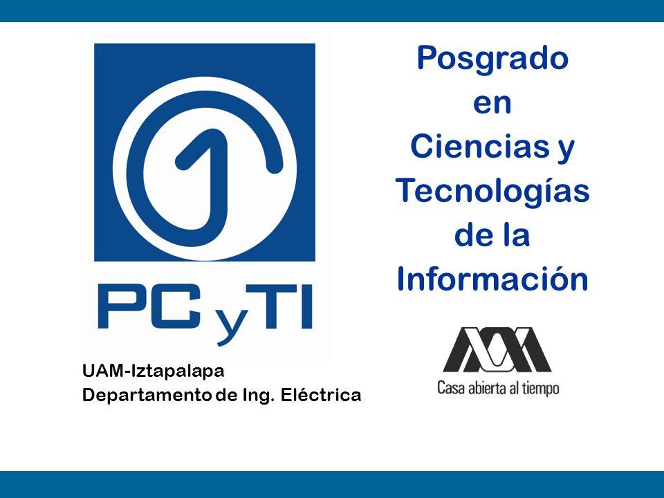 Posgrado en Ciencias y Tecnologías de la Información UAM-Iztapalapa