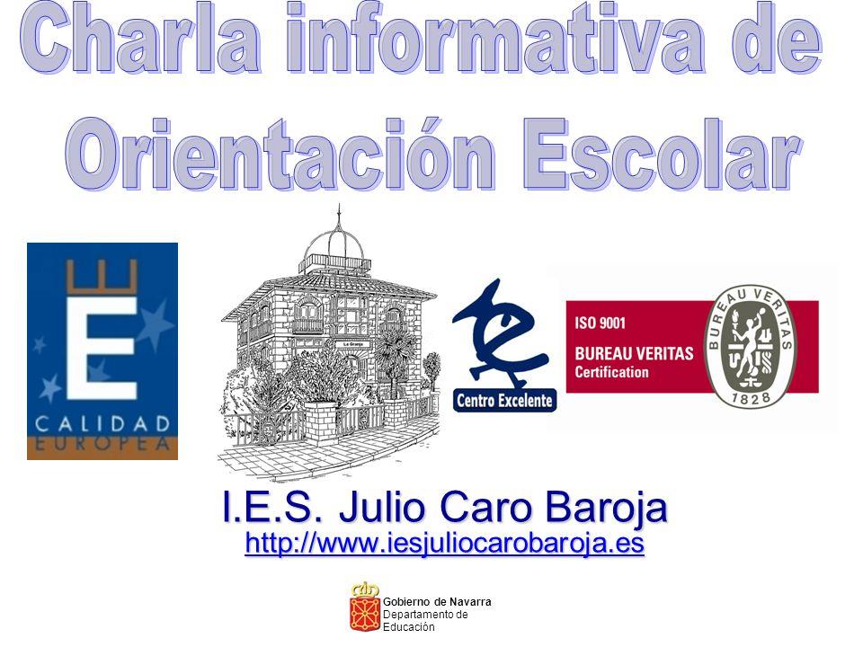 I.E.S. Julio Caro Baroja http://www.iesjuliocarobaroja.es