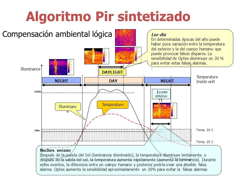 Algoritmo Pir sintetizado