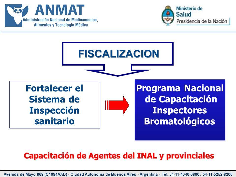 FISCALIZACION Programa Nacional
