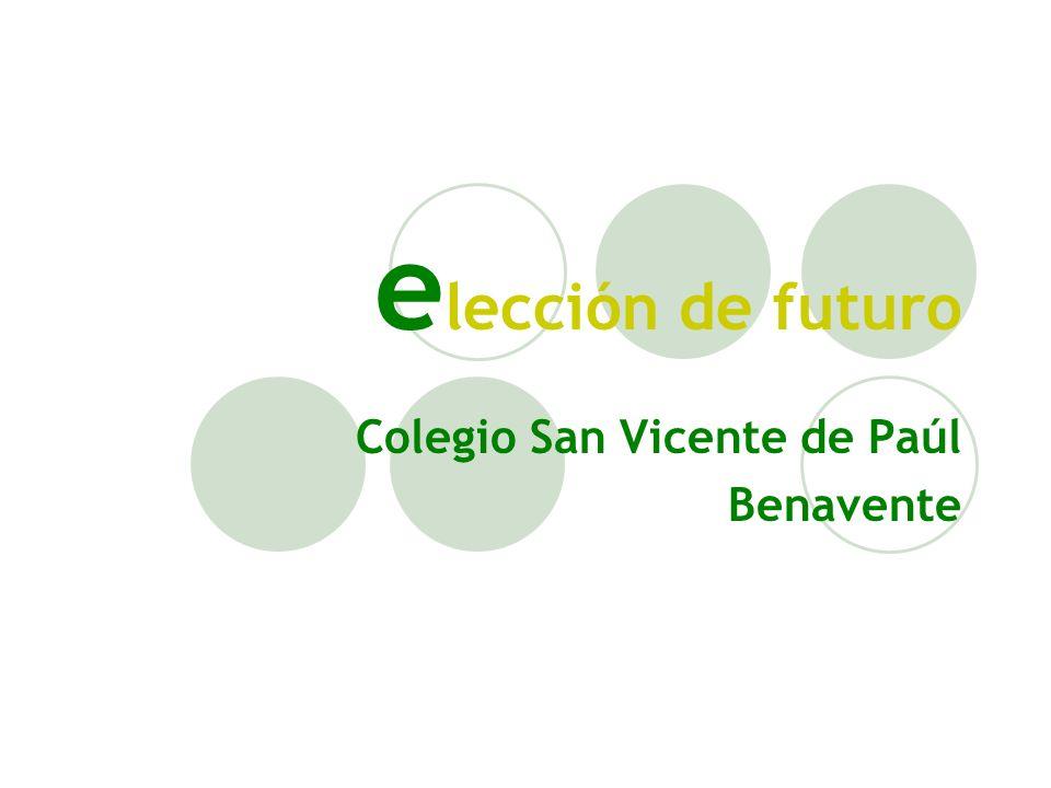 Colegio San Vicente de Paúl Benavente