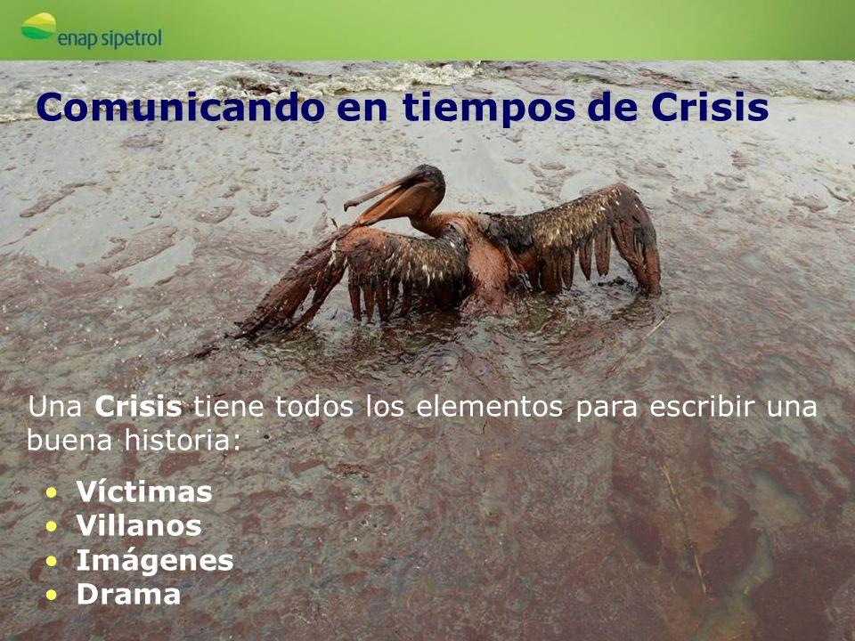 Comunicando en tiempos de Crisis