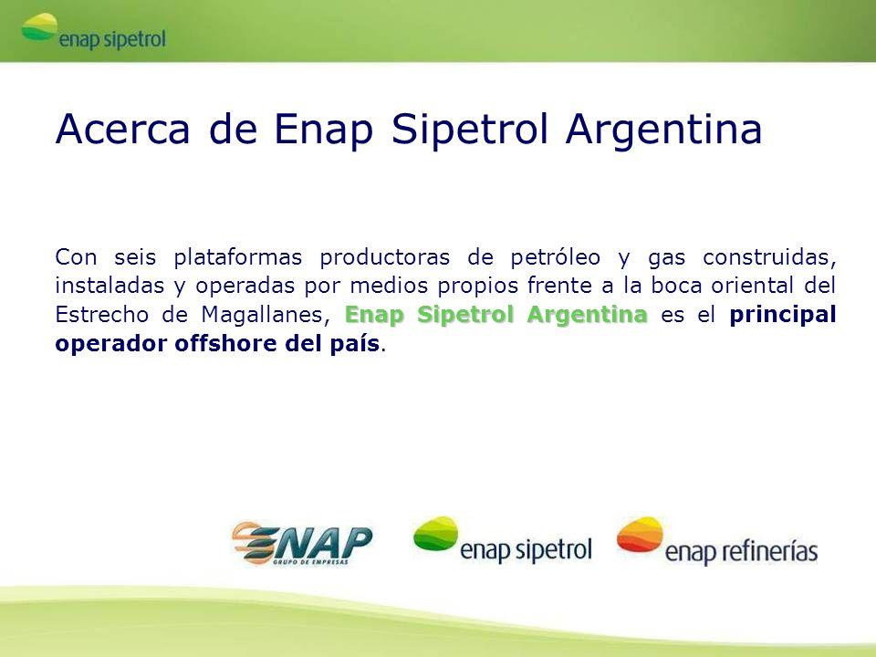 Acerca de Enap Sipetrol Argentina
