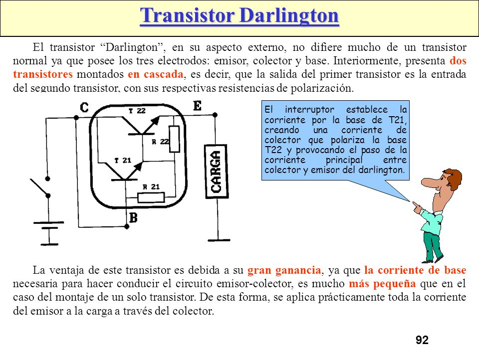 Transistor Darlington