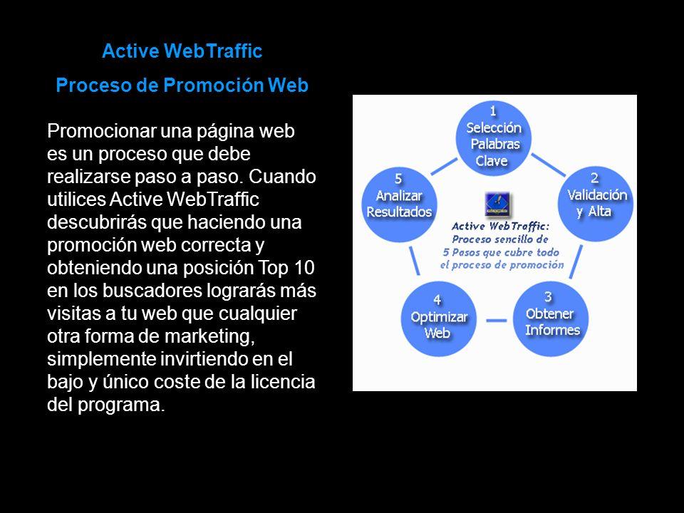 Proceso de Promoción Web