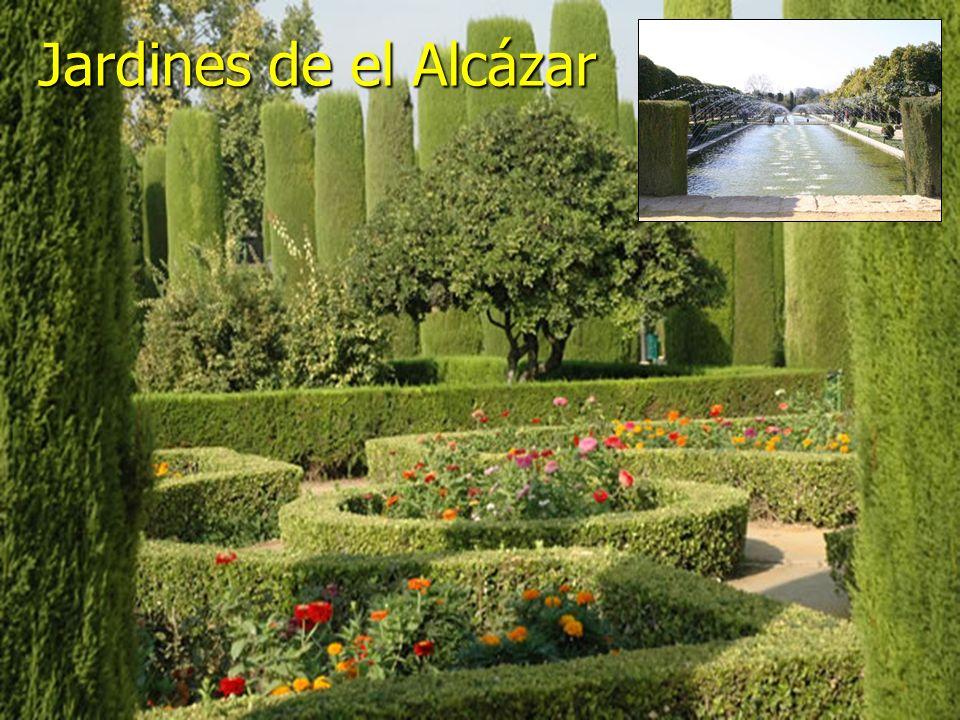 Jardines de el Alcázar
