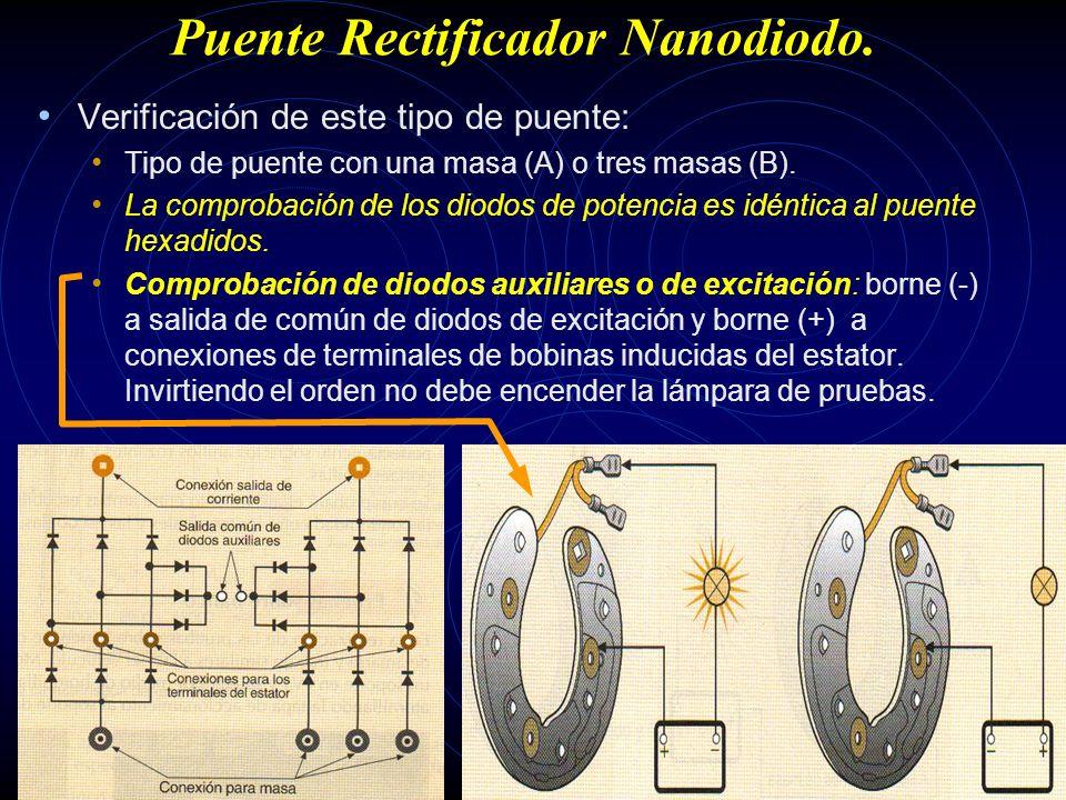 Puente Rectificador Nanodiodo.