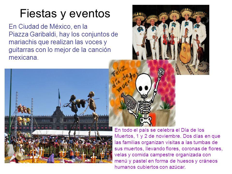 Fiestas y eventos En Ciudad de México, en la