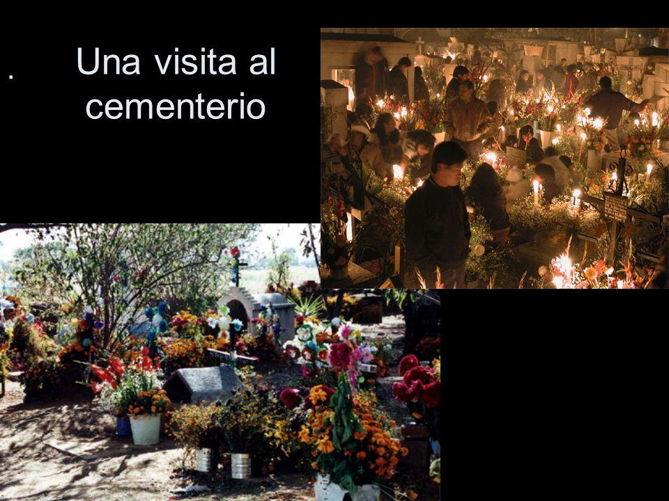 Una visita al cementerio