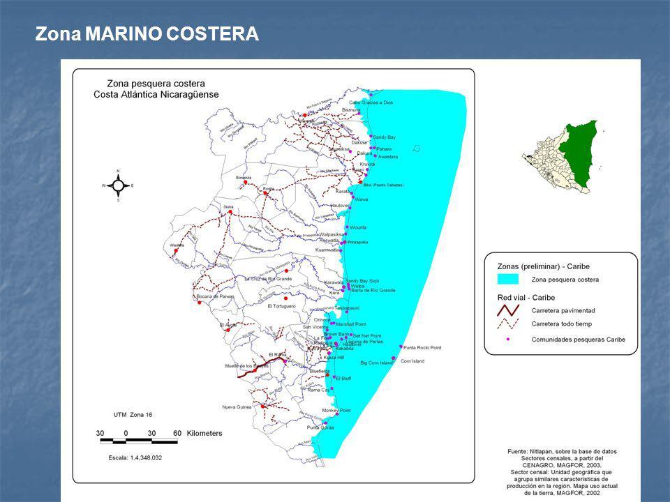 Zona MARINO COSTERA
