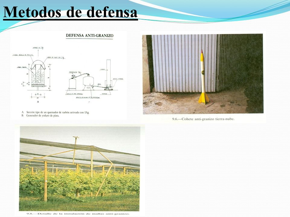 Metodos de defensa