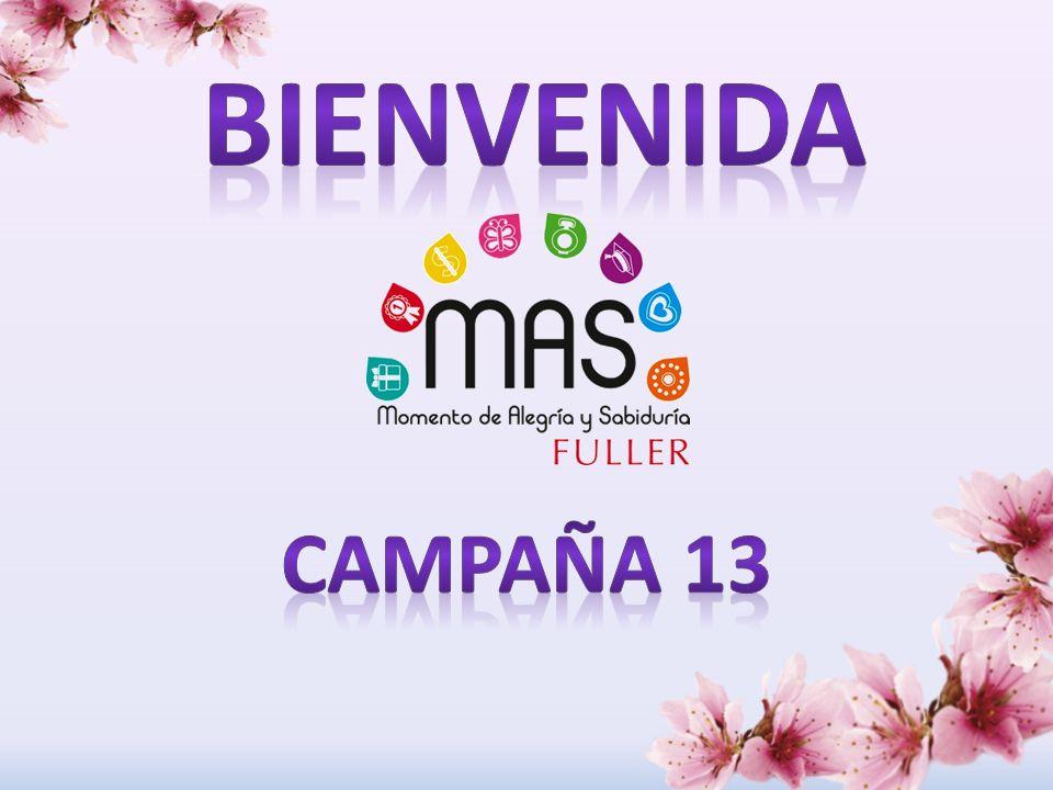 BIENVENIDA Campaña 13