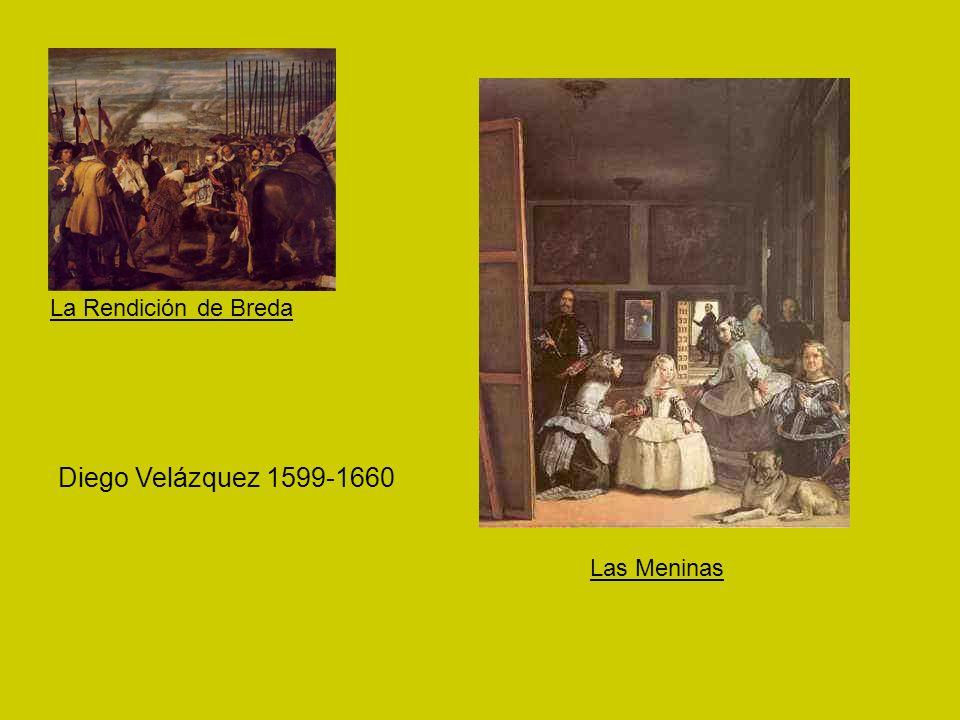 La Rendición de Breda Diego Velázquez 1599-1660 Las Meninas