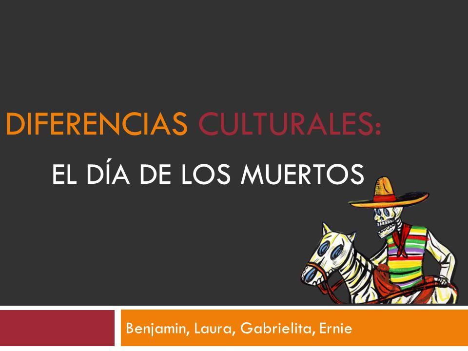Diferencias culturales: el día de los muertos