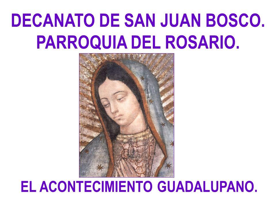 DECANATO DE SAN JUAN BOSCO. PARROQUIA DEL ROSARIO.