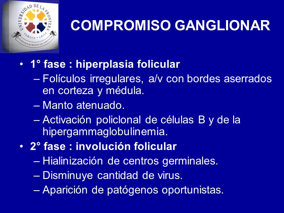 COMPROMISO GANGLIONAR