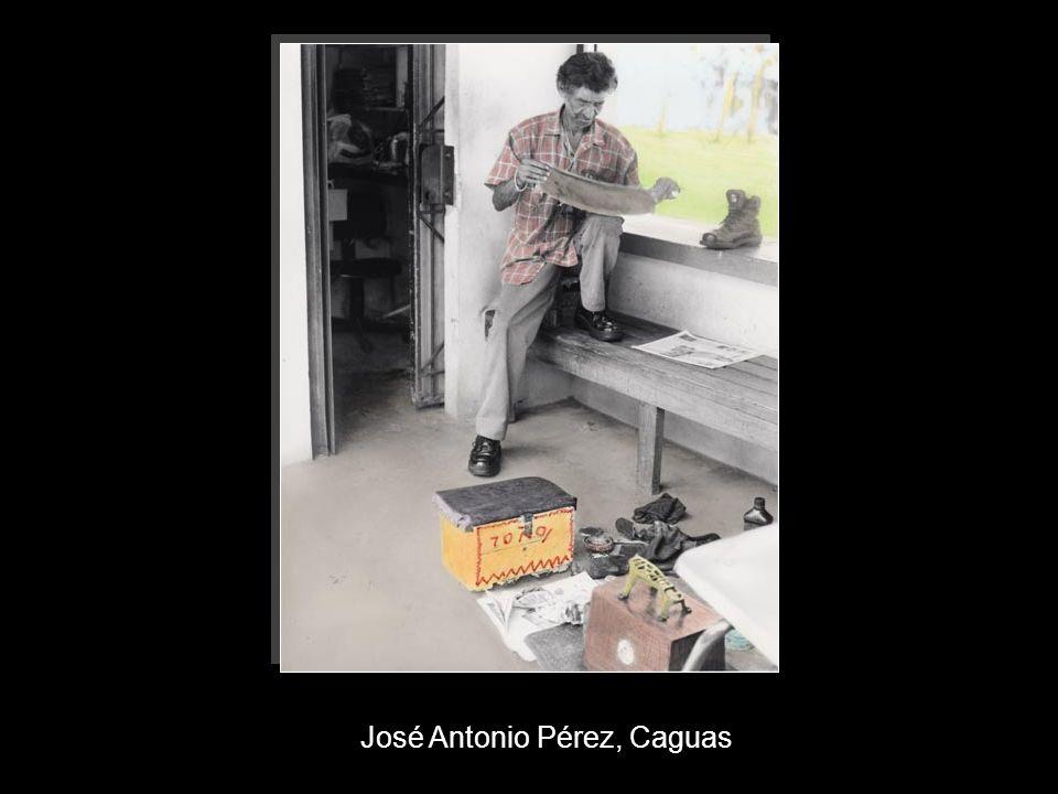 José Antonio Pérez, Caguas