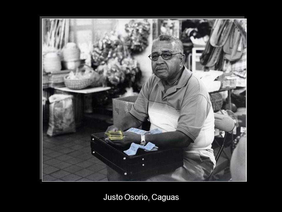 Justo Osorio, Caguas