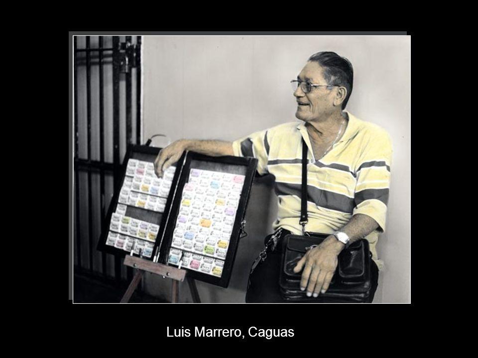 Luis Marrero, Caguas