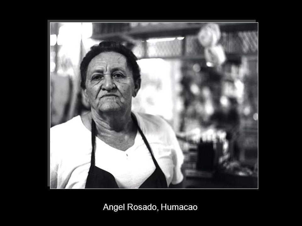 Angel Rosado, Humacao