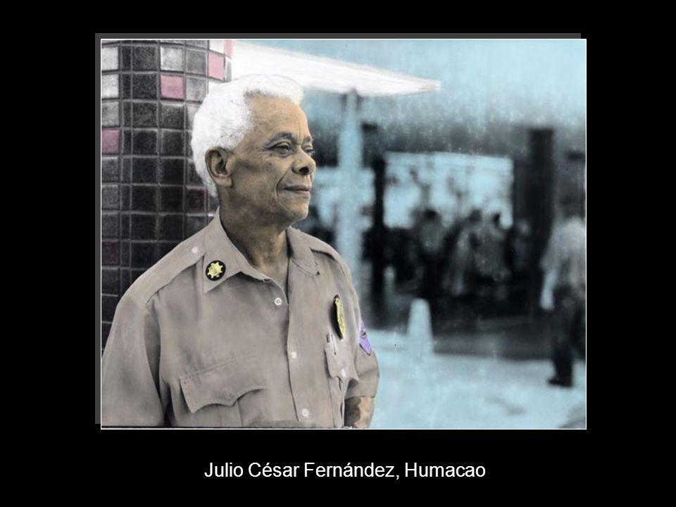 Julio César Fernández, Humacao